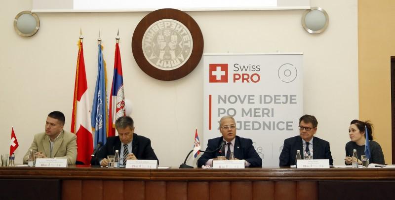Влада Швајцарске оснажује рањиве групе у Србији кроз подршку социјално иновативним пројектима