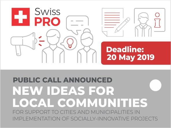 Call for Social Innovation Projects in Partnership of Local Self-Governments and Civil Society Organisations Published