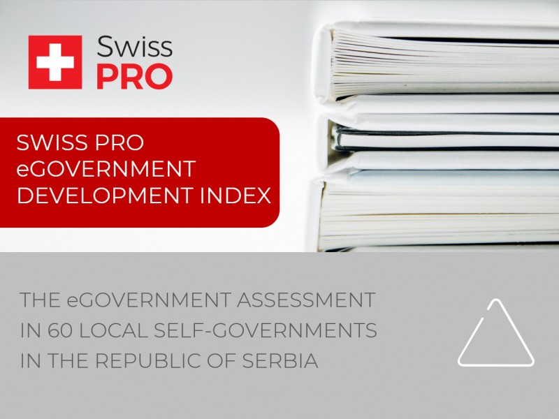 Swiss PRO e-Government Development Index