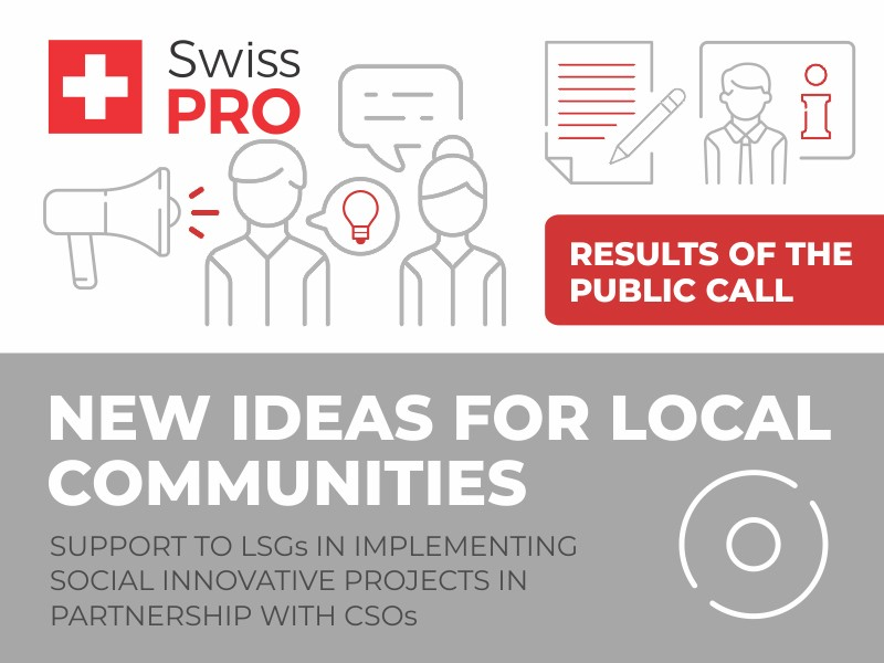 New Ideas for Local Communities - Improving the Status of Vulnerable Groups