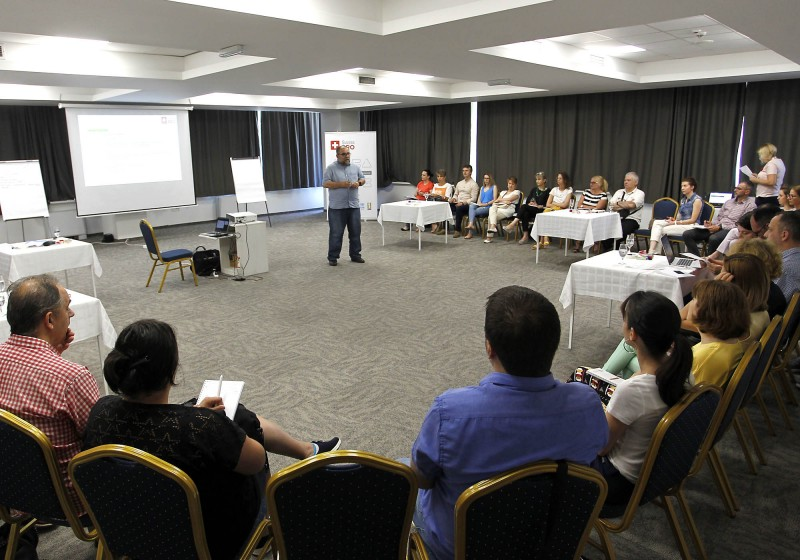 The new cycle of trainings aims to expand the pool of experts in local governance