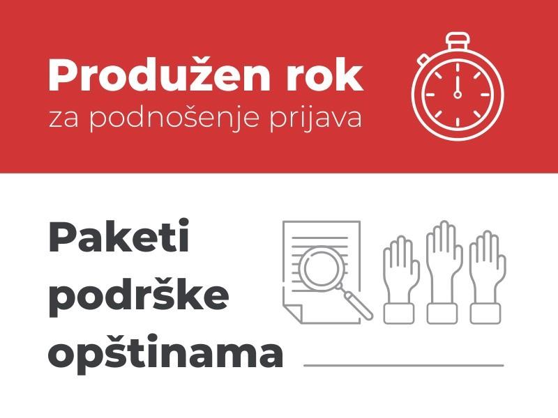 Produžen rok za prijavu za Pakete podrške za unapređenje građanskog učešća i transparentnosti