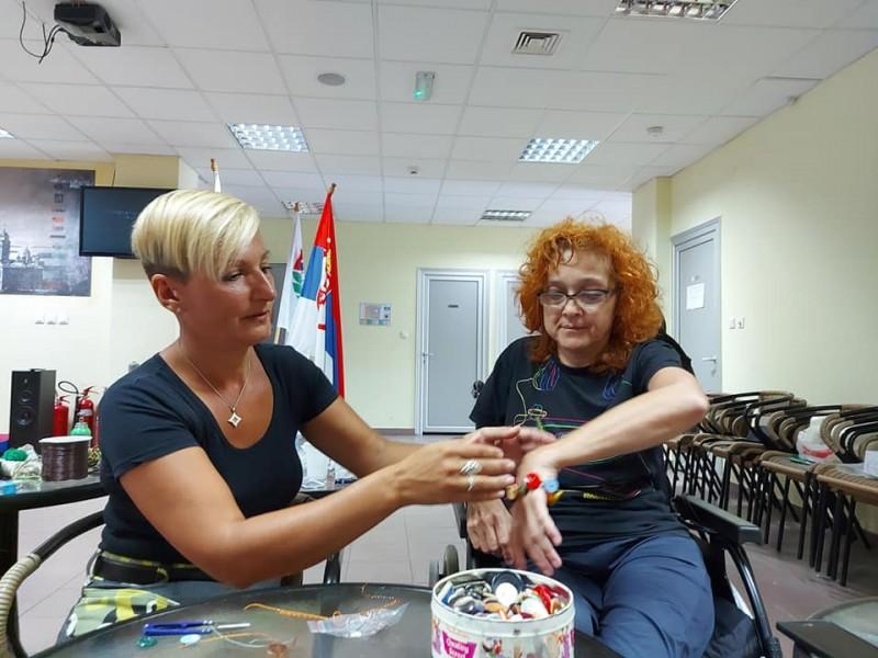 Kroz obuke do bolje socijalne uključenosti osoba sa invaliditetom