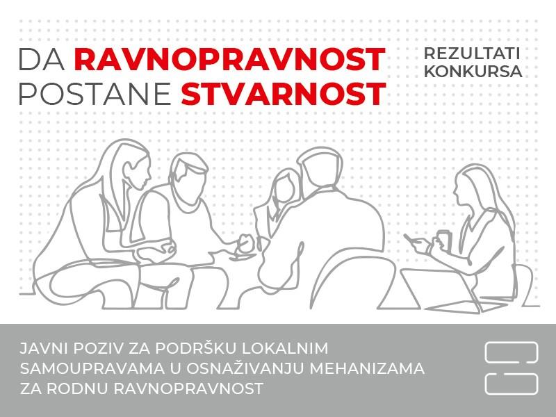 Vlada Švajcarske podržava jačanje rodne ravnopravnosti u 28 gradova i opština u Srbiji