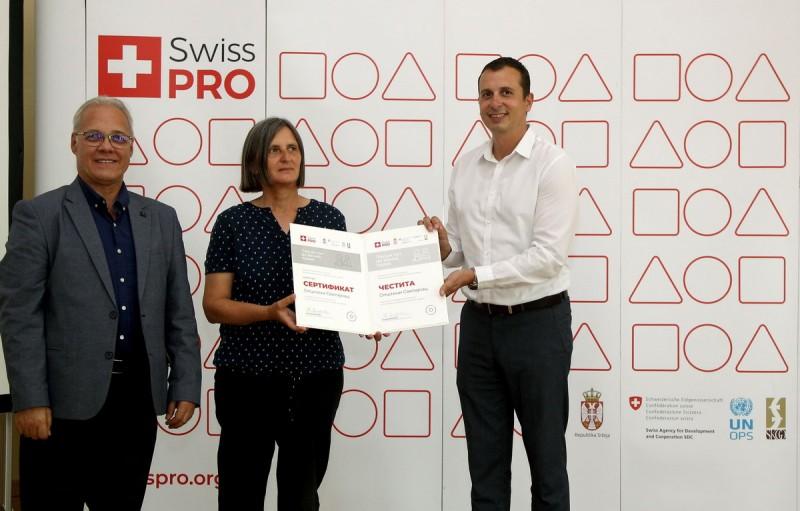 Bolji pristup pravima za 3.500 građana uz podršku Vlade Švajcarske