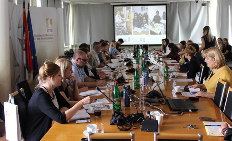 Program podrške Vlade Švajcarske razvoju opština kroz unapređenje dobrog upravljanja i socijalne uključenosti predstavljen nacionalnim institucijama