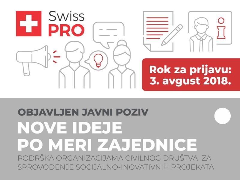 Objavljeni pozivi za socijalno inovativne projekte