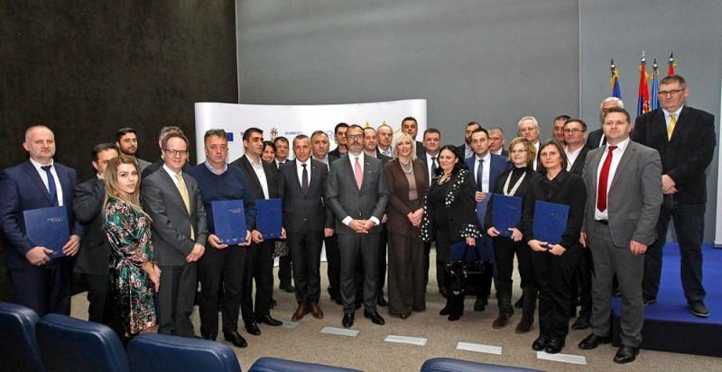 Представљени резултати развојног програма Европски ПРОГРЕС
