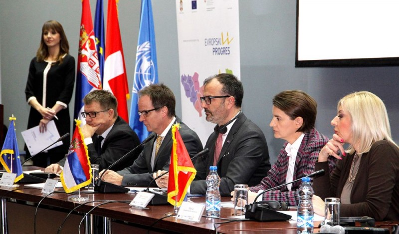 Presented results of the European PROGRES Programme