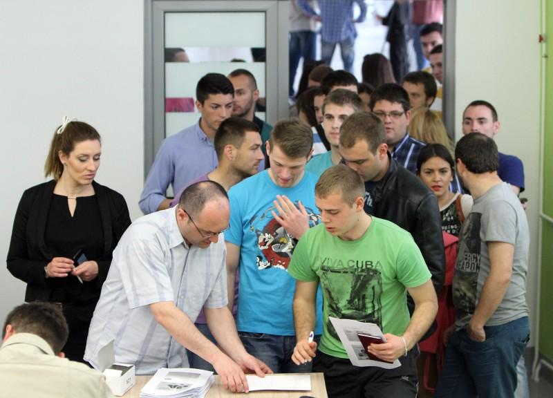 Info sesija na bilingvalnom fakultetu u Bujanovcu