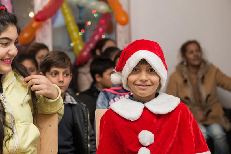 Novogodišnji paketići za najmlađe, Vranje